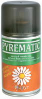 Pyrematic insecticide naturel aérosol 250 ml