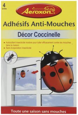 anti mouches adhesif tue mouche. Black Bedroom Furniture Sets. Home Design Ideas