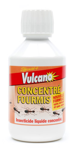 Insecticide anti fourmis - Fiole de 250 ml